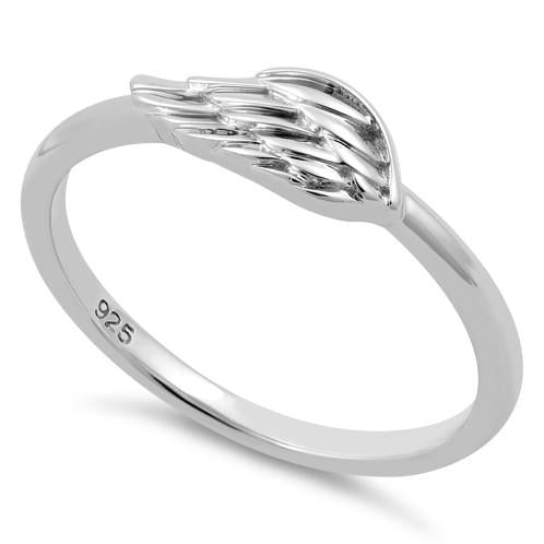 Ring| Wing | Sterling Silver