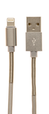 Premium Braided Lightning to USB Cable