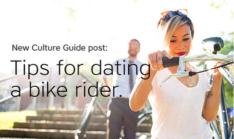 Dating a bike rider Top