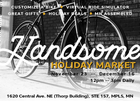 Handsome Holiday Market 2018