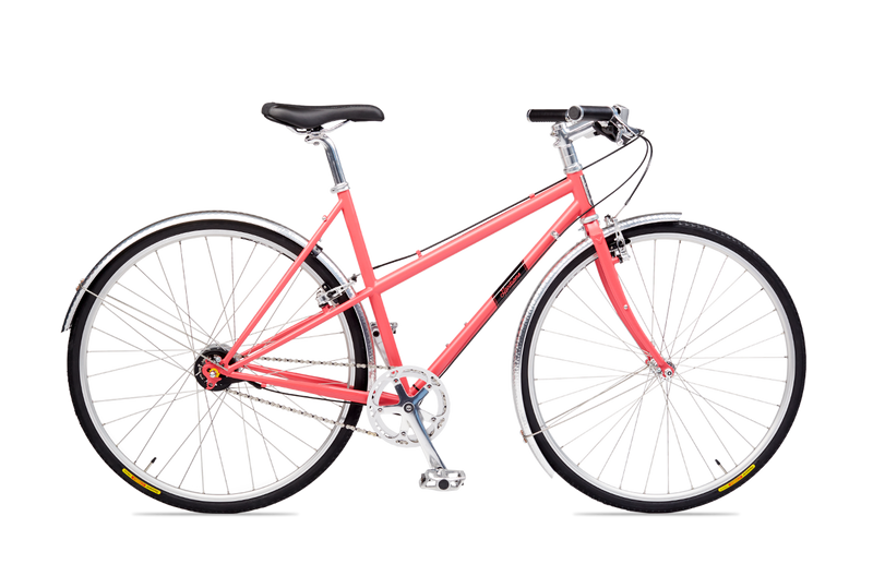 Handsome She Devil City Alfine 8 Speed Bicycle – Handsome Cycles