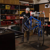 Live Video Bicycle Consultation Appointment