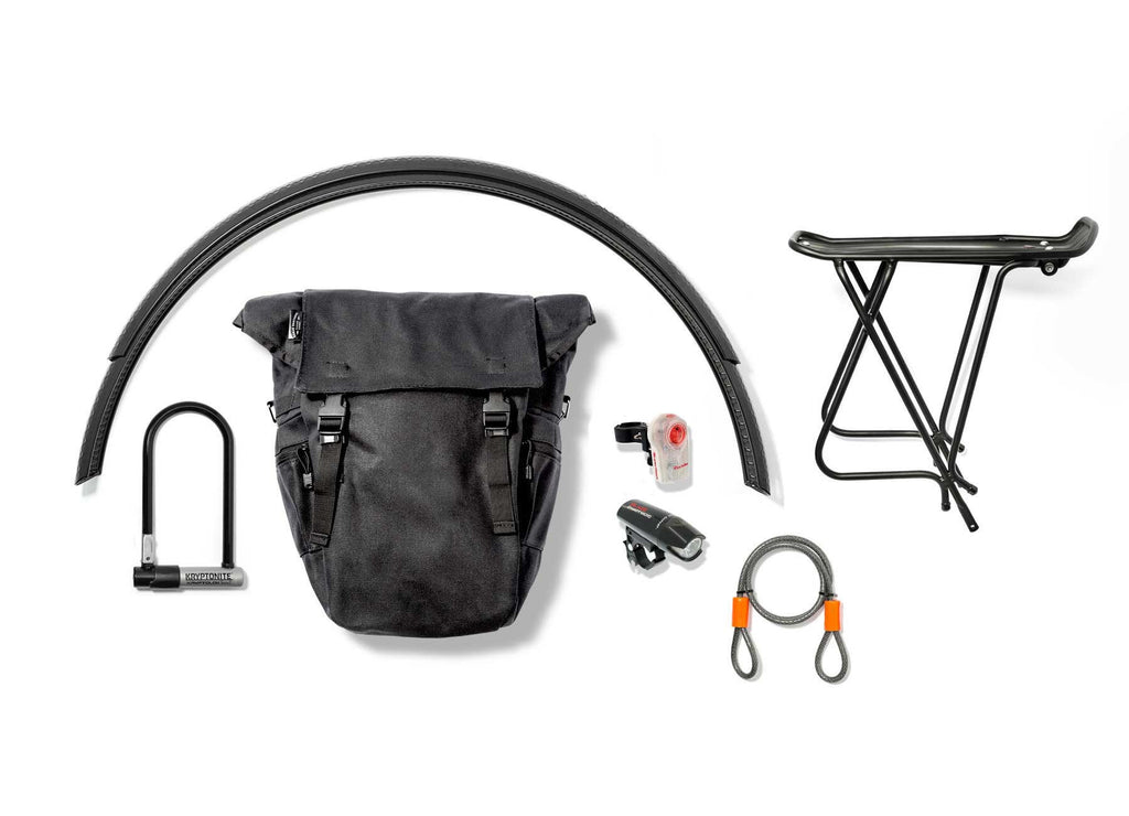 Handsome Cycles Ultimate Commuter Accessory Package 700c