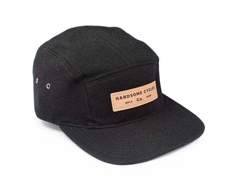 24e1b43d648e5 Handsome Cycles Classic 5 Panel Hat