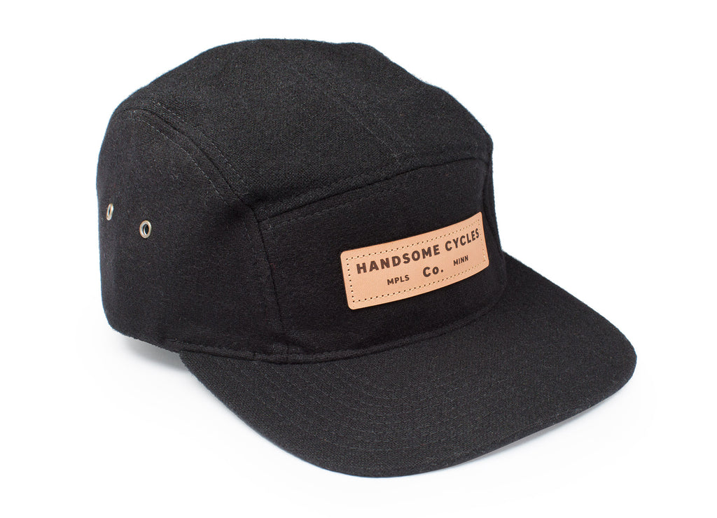 175f13bf2a3db Handsome Cycles Classic 5 Panel Hat