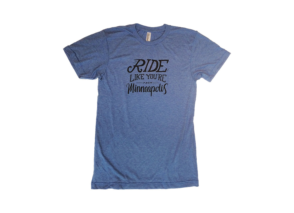 RIDE LIKE T-SHIRT