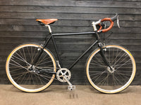Limited Fredward Road 3 Classic Black & Tan