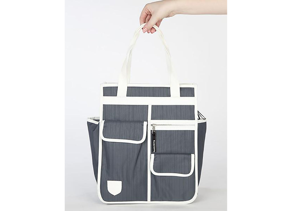 Goodordering Market Shopper Pannier / Backpack Bag