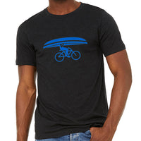 Northwoods Commuter T-Shirt Unisex Black