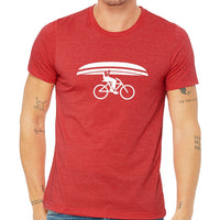 Northwoods Commuter T-Shirt Unisex Red