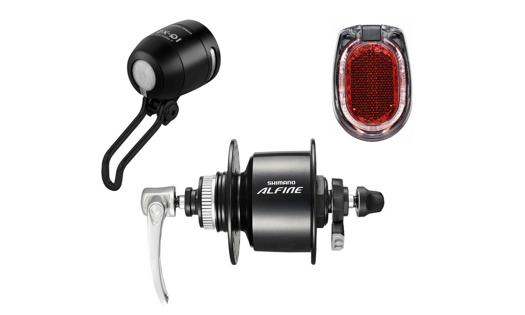 Standard Dynamo Add-On Lighting System Shimano Alfine