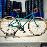 Limited Beatrix Single Speed Road Law Library And Tan