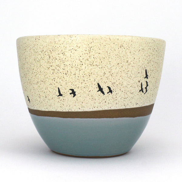 Medium Bowl | Horizon | White