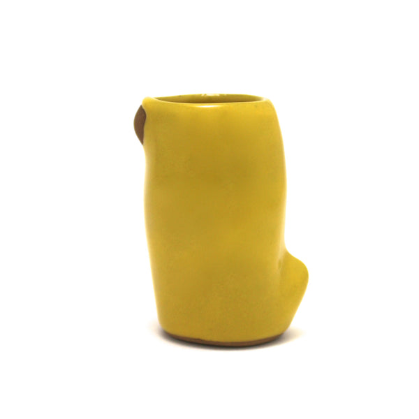 Small Slender Bird Cup | Canary Yellow