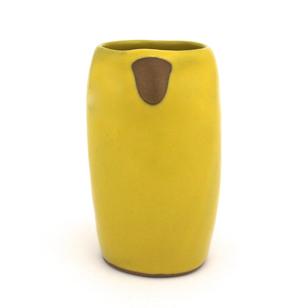 Large Slender Bird Cup | Canary Yellow