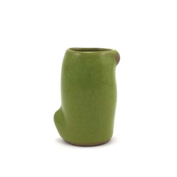 Small Slender Bird Cup | Parrot Green