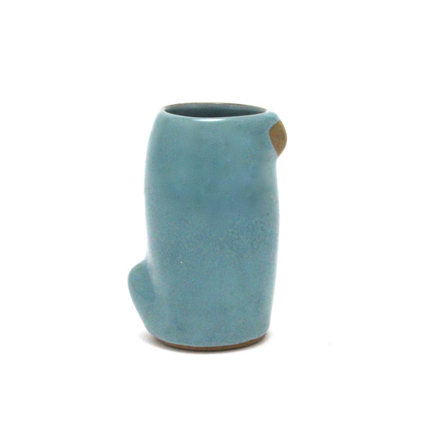 Small Slender Bird Cup | Robin's Egg Blue