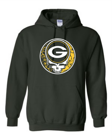 Green Bay Packers Hood