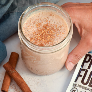 PALEO CINNAMON SOOTHER SMOOTHIE