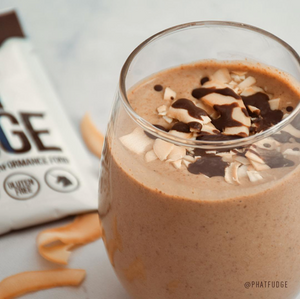PALEO BANANA COCONUT & COFFEE SMOOTHIE