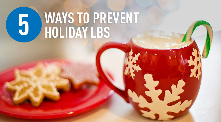 TOP 5 EXERCISES TO KEEP THE HOLIDAY 15 OFF