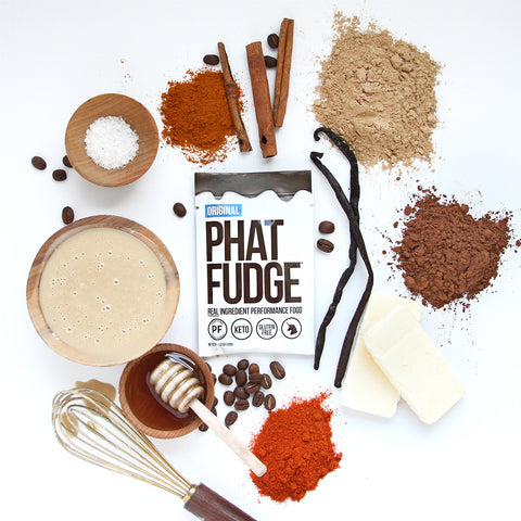 Phat Fudge Original Ingredients