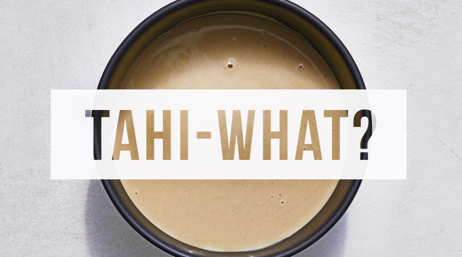 What is tahini