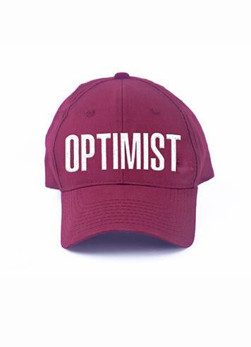 OPTIMIST Baseball Cap