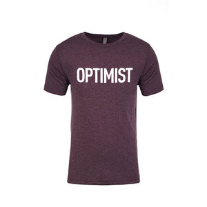 OPTIMIST Tri-Blend Crew