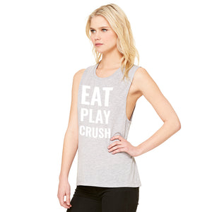 EAT PLAY CRUSH Muscle Tank