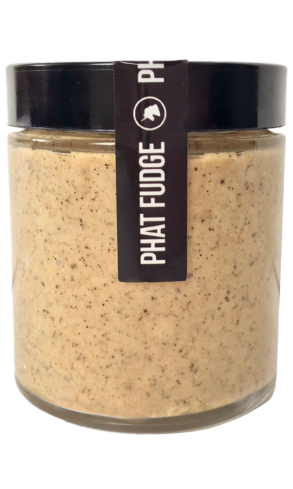 SOLD OUT: ADAPT (Halva) Phat Fudge - 4 oz Jar