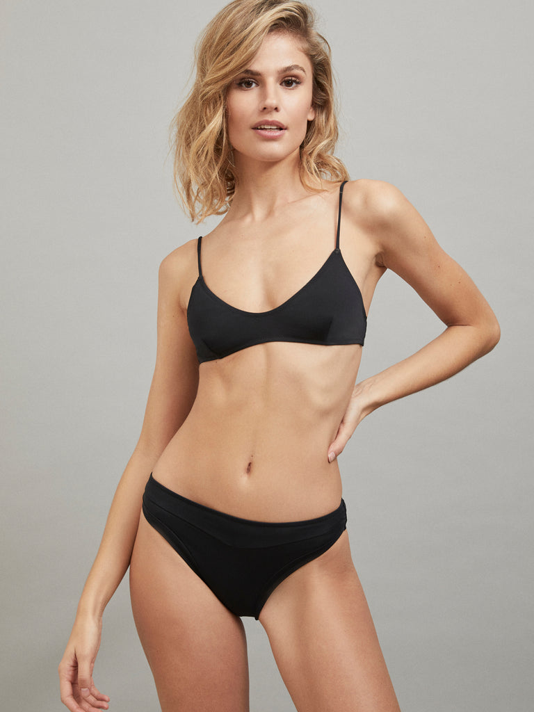 ERATO TOP BATHING SUIT BLACK