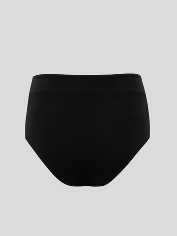 POLMINIA BOTTOM BATHING SUIT BLACK