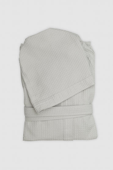 Nimu | Aegeria Bathrobe Stone