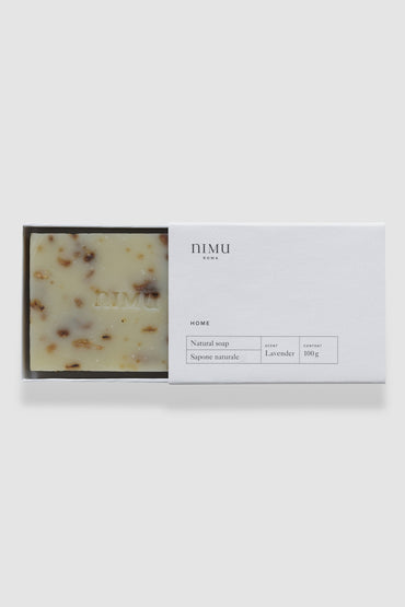 Nimu | Soap bar Lavender 100g