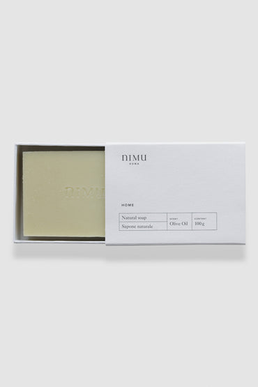 Nimu | Soap bar Olive Oil 100g