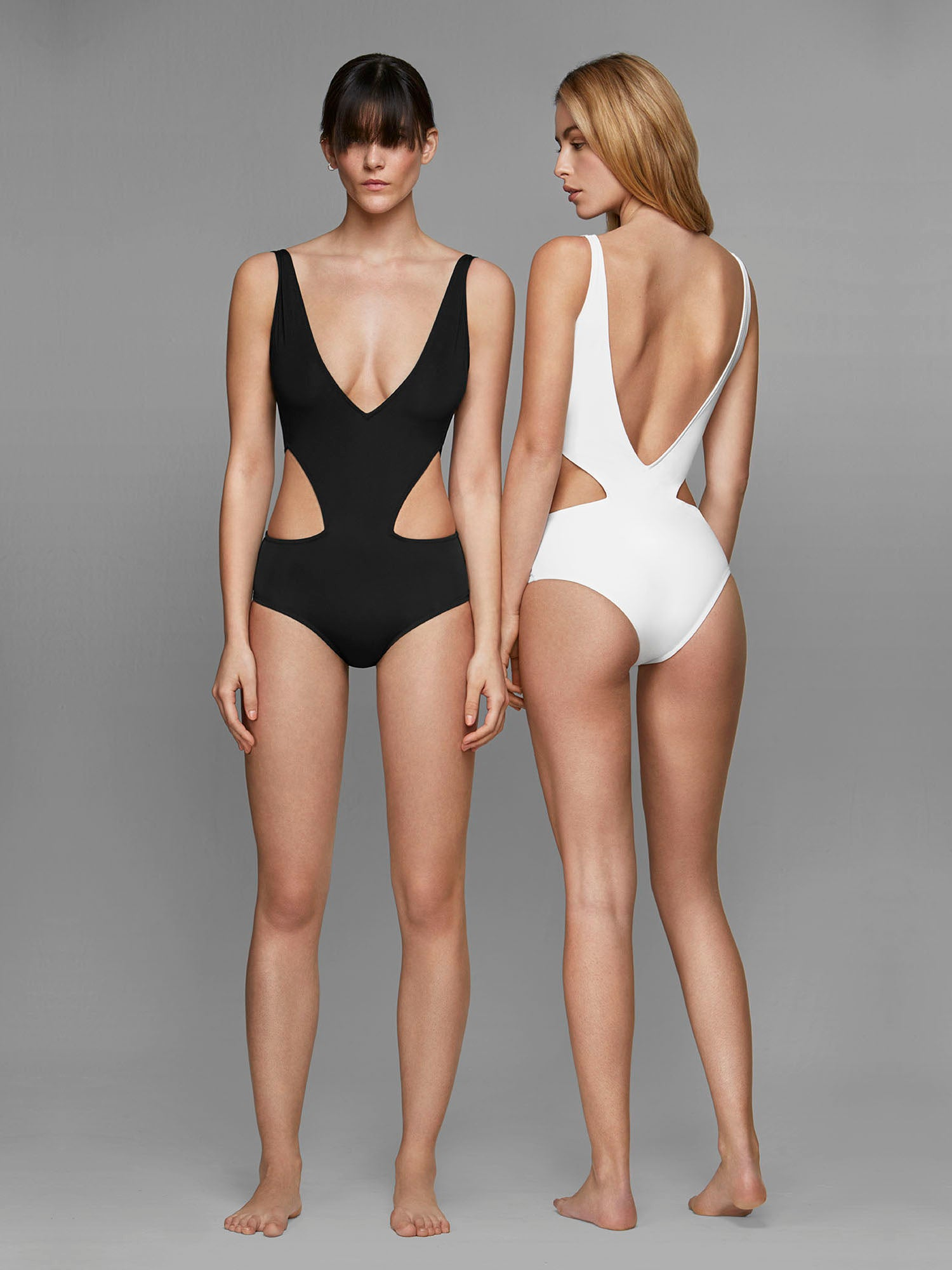 ROMBUS SWIMSUIT WHITE