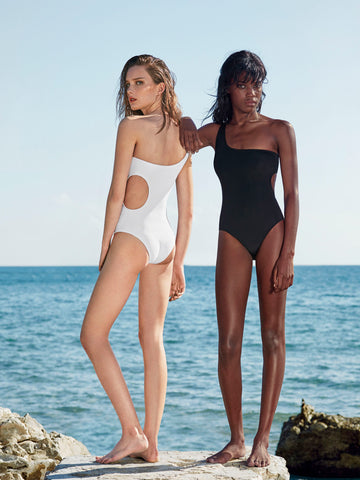 CASSIOPEA Swimsuit Black