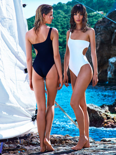 CASSIOPEA Swimsuit White