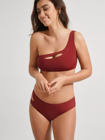 SCOORPII BOTTOM BATHING SUIT in Color
