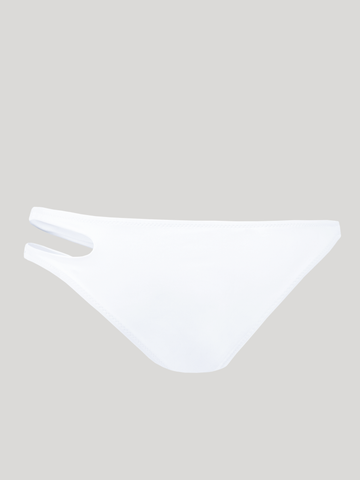 JEAN ARP Bottom Bathing Suit White - allSisters