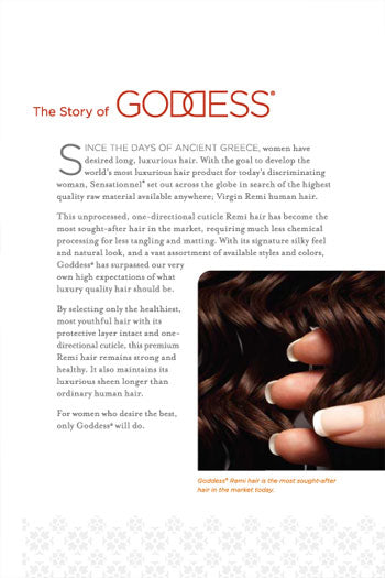 SENSATIONNEL GODDESS REMI WEAVES