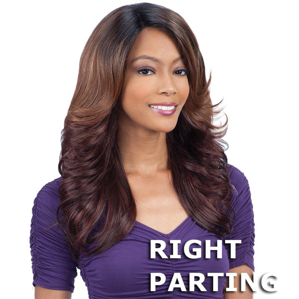 FreeTress Equal 3 Way Lace Part Front Lace Wig - MARVEL 22""