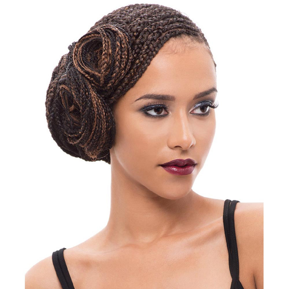 Janet Expression Caribbean Braid 3x Afro Twist Braid