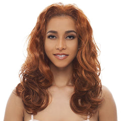 Janet Collection New Easy Quick Half Wig - AIDA