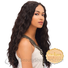 INDIAN BARE & NATURAL Remi Hair Weave - LOOSE BODY