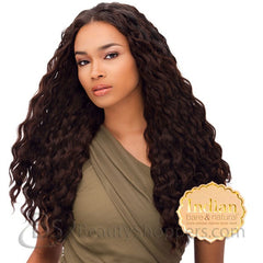 INDIAN BARE & NATURAL Remi Hair Weave - LOOSE DEEP