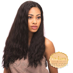 INDIAN BARE & NATURAL Remi Hair Weave - NATURAL BODY