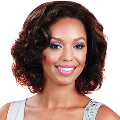 BOBBI BOSS HUMAN HAIR LACE WIG-MHLF-J ANN