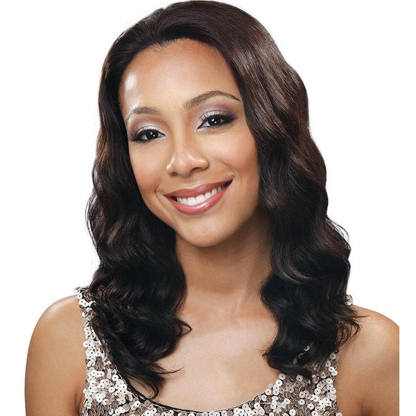 BobbiBoss Unprocessed Human Hair Lace Front Wig - MHLF-L ADONIA